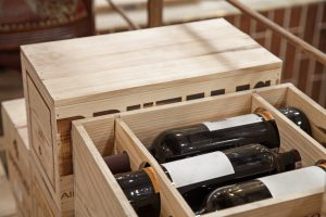 Wijnverzenddoos